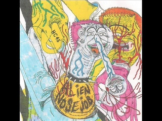 "Alien Nosejob - HC45 7"" (2019)"