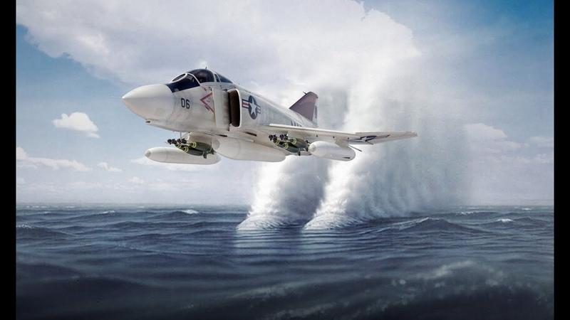 Полеты со скоростью звука Истребители летают на максимально малой высоте