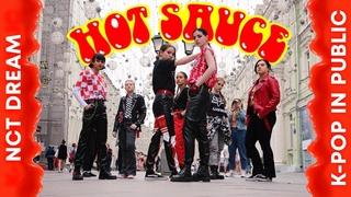 [K-POP IN PUBLIC RUSSIA] NCT DREAM 엔시티 드림 '맛 (Hot Sauce)'  DANCE COVER | ONE TAKE