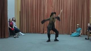 """Booty Swing Батл"" . Бродвей JAZZ Dance. Electro Swing Dance импровизации."