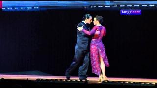 Manuela Rossi y Juan Malizia Gatti - Campeones Tango Escenario