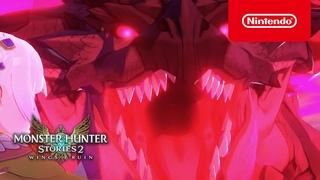 Monster Hunter Stories 2: Wings of Ruin — Секрет Острокрылого Раталоса (Nintendo Switch)