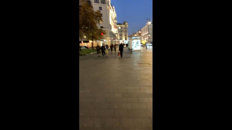 Видео от Олега Глаголева