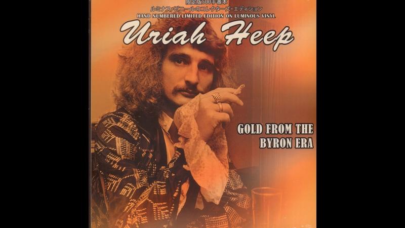 Uriah Heep Classic Heep Live from the Byron Era pt I 1973 76