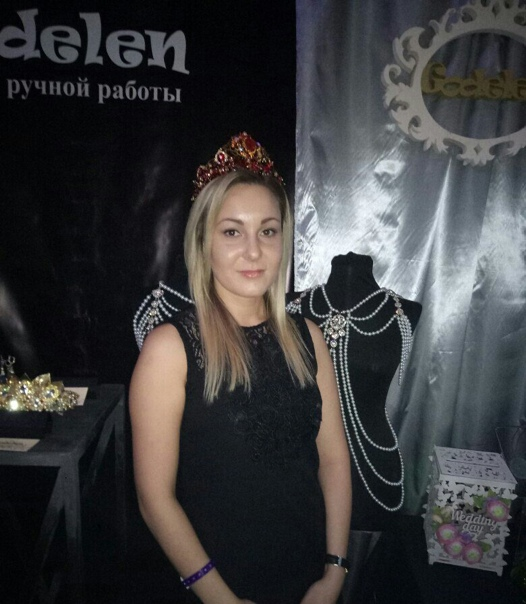 Елена Козлова, Саранск, Россия