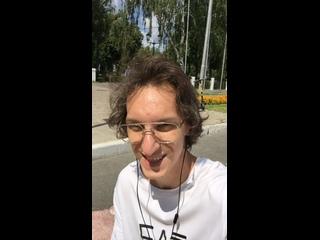 Видео от Дмитрия Беляева