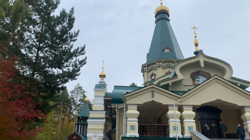 Видео от УРАЛ ПРАВОСЛАВНЫЙ Екатеринбургская епархия