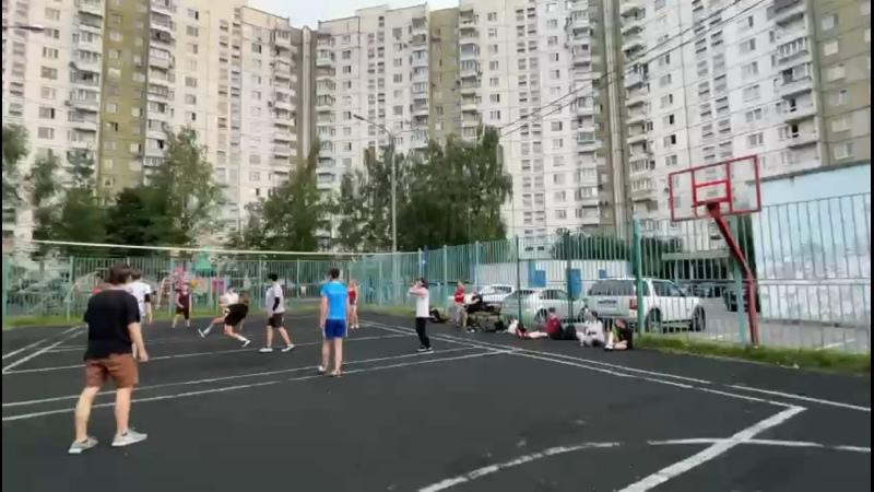 Видео от Волейбол ЮЗАО Москва