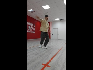 Уроки Хип-хопа в Курске. Александр Хаустов