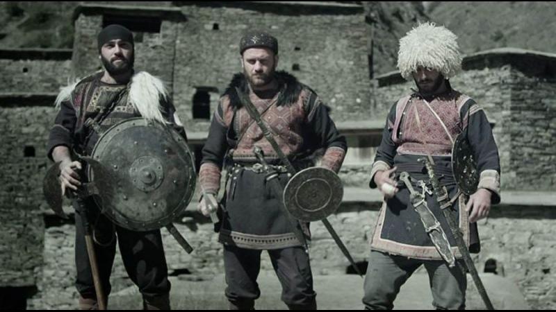 შავფაროსნები რომში Blackshielders at Natale di Roma