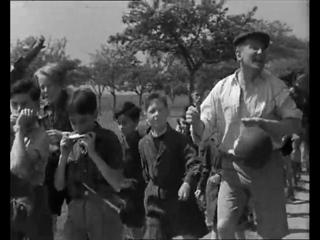 Бурвиль - Les enfants fan fan (Нормандская дыра)