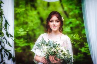 """стилизованный свадебный воркшоп """"Botanica"""""""