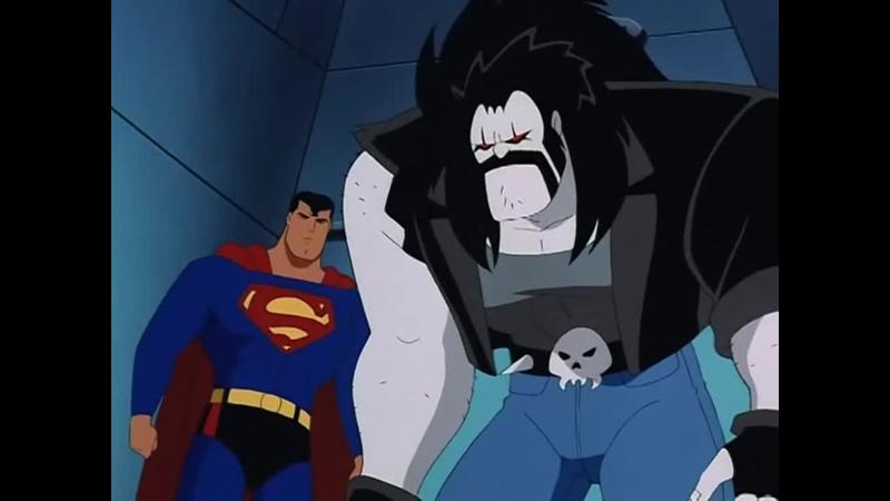 Сезон 01 Серия 10 Супермен 1996 2000 Superman The Main Man Part II