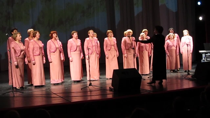 Выступление Медвежьегорского хора на фестивале народного творчества Карелии 25 ноября 2018 год
