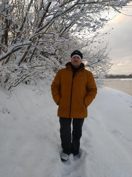 Алексей Лапицкий, Назарово, Россия