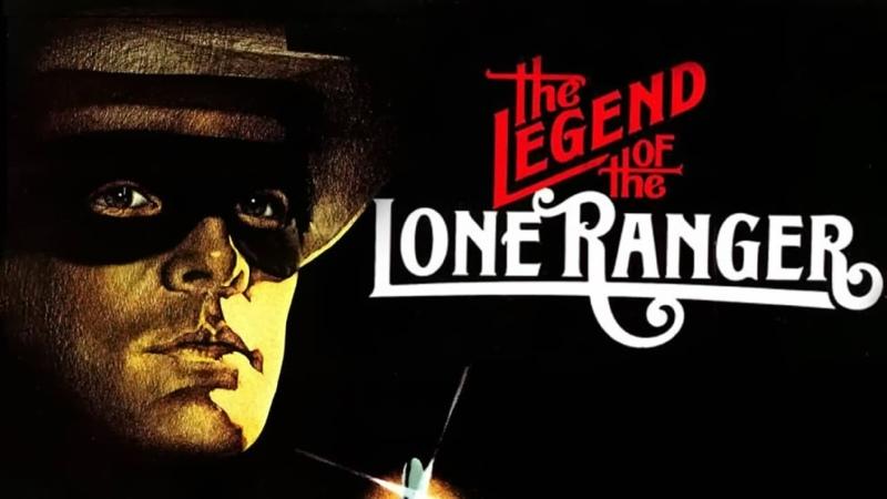 Легенда об одиноком рейнджере The Legend of the Lone Ranger 1981 VO Алексей Alassea Крюков VHS
