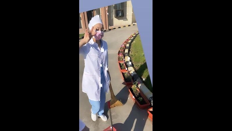 Видео от Разии Аскаровой
