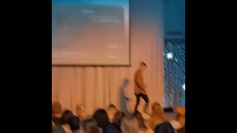 Видео от ALINA LESHCHENKO
