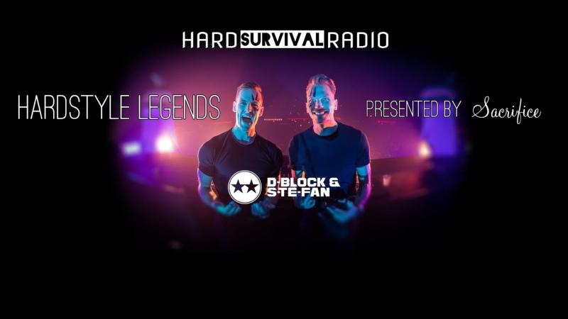 Hardstyle Legends l D Block S Te Fan
