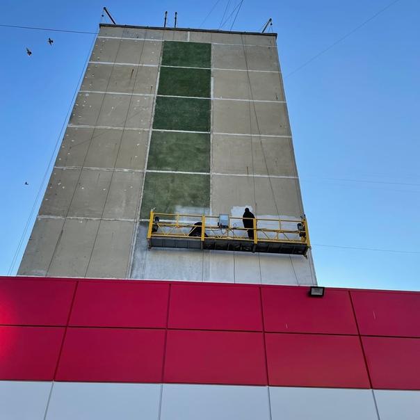 На фасаде Победы, 91 появится арт-объектПроект организова...
