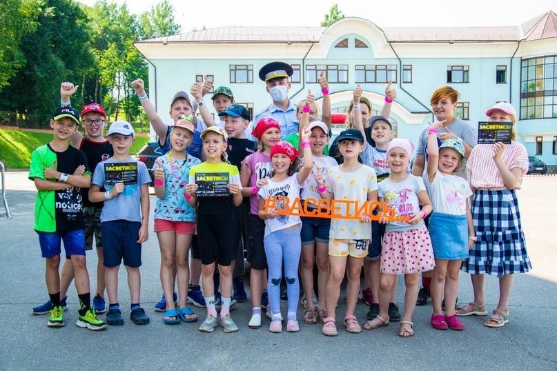 ОГИБДД УМВД России по Дмитровскому г.о. провели акцию «Засветись!»