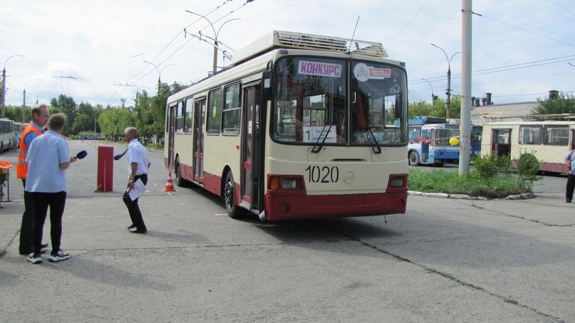 Конкурс профессионального мастерства среди водителей троллейбуса— 2021., изображение №73