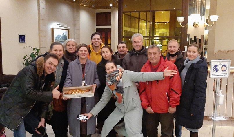 «Теремок» участвует в X Международном фестивале театров кукол стран Баренцева региона🎭