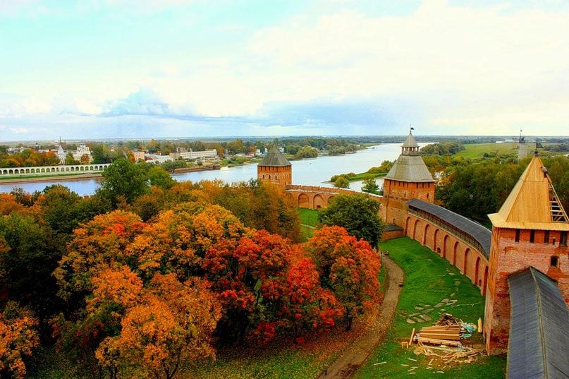 экскурсии в Великом Новгороде