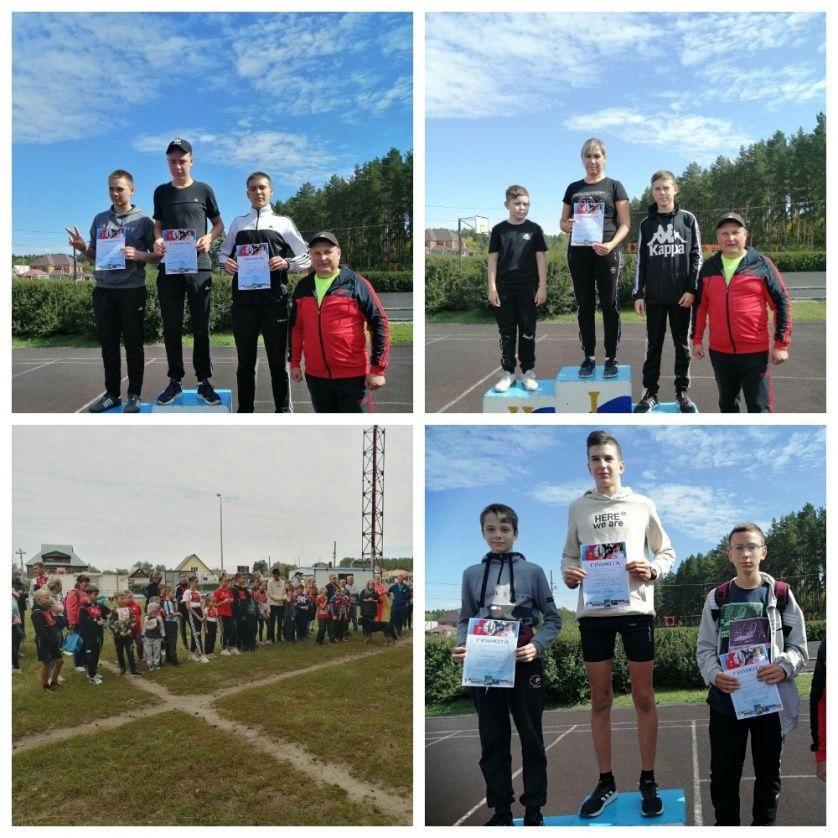 В Петровске прошёл легкоатлетический кросс