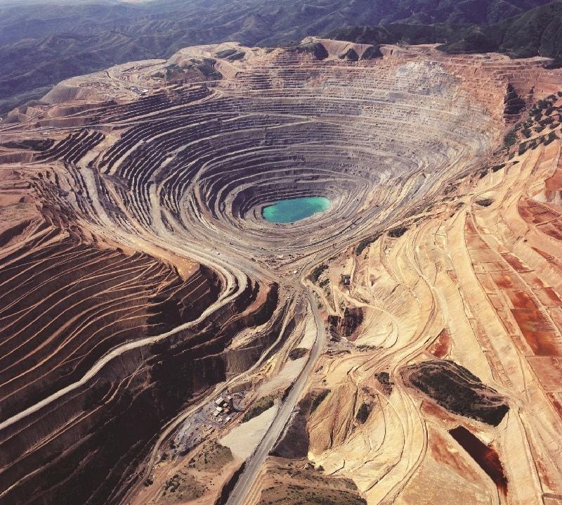 Земля один огромный древний карьер, изображение №7