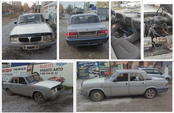 ‼ВОЛГА ГАЗ 3110 - в разборе Двигатель 402 в рабоче...