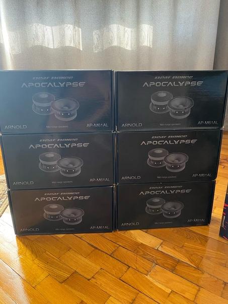 Продам громкие 16 динамки. Arnold Ap-61al . 4300 п...