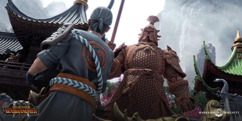 Великий Катай, новый лор Warhammer Fantasy и Total War III, изображение №9