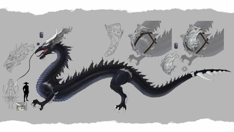 Великий Катай, новый лор Warhammer Fantasy и Total War III, изображение №13