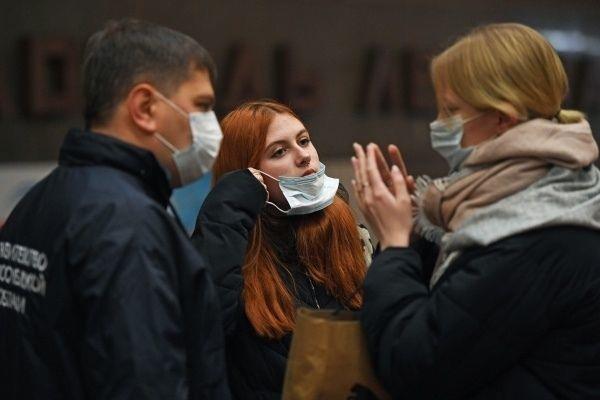 В Москве усилили контроль за соблюдением антиковид...
