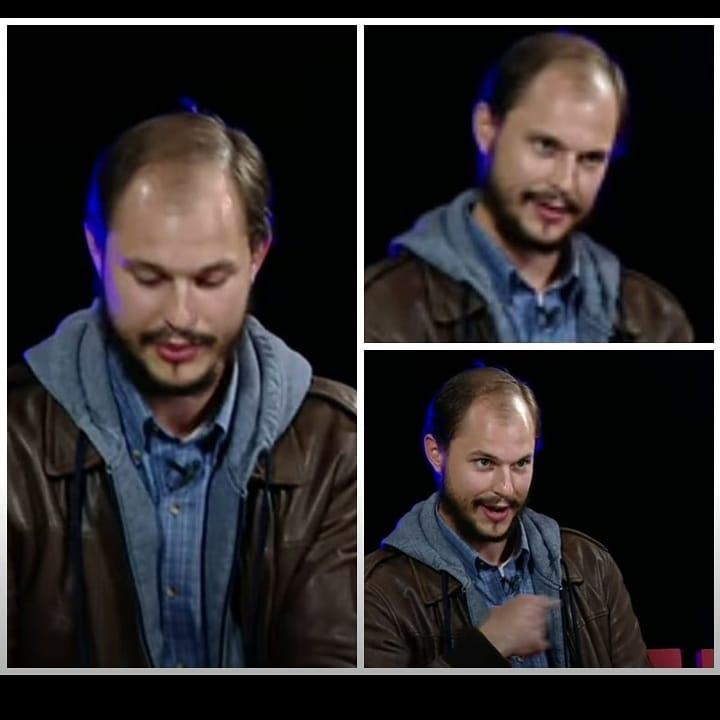 Илья Григоренко побывал на поляне