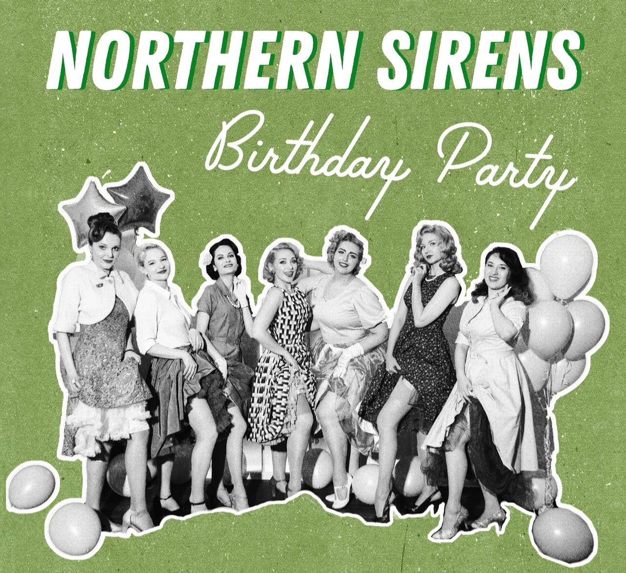 "05.01 Вечеринка ""Northern Sirens Birthday"" в клубе Сердце!"
