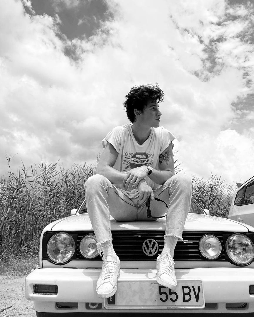 фото из альбома Shawn Mendes №2