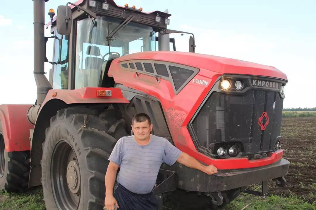 В СПК имени Чапаева обновляют сельхозтехнику