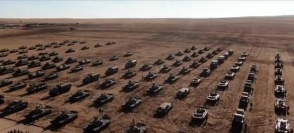 В Оренбуржье начались международные военные учения...