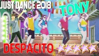 🌟  Despacito - Luis Fonsi & Daddy Yankee - Megastar [Just Dance 2018]🌟