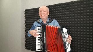 Танец Чарльстон (аккордеон). Charleston dance on the accordion. (Jazz)