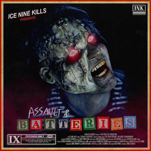 Ice Nine Kills - Assault & Batteries [single] (2021)
