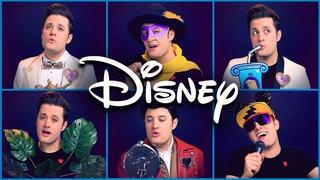 One Man 90s Disney Movie Medley - Nick Pitera