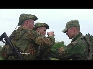 Соревнование СпН Вооружённых Сил России