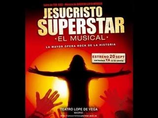 Jesucristo Superstar Teatro Lope de Vega - España
