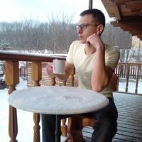 Фотография страницы Сашы Медвідя ВКонтакте