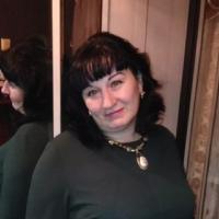 Фотография страницы Надежды Фарафоновой ВКонтакте