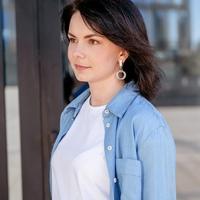 Анна Аникина фото со страницы ВКонтакте