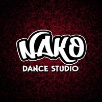 Логотип Танцевальная студия NAKO / ОМСК